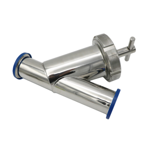 Hygienic Y Type Filter Strainer for Beer Wine Industry