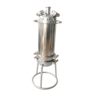 Stainless Steel Buchner Filter Buchner Funnel Kit With Lid