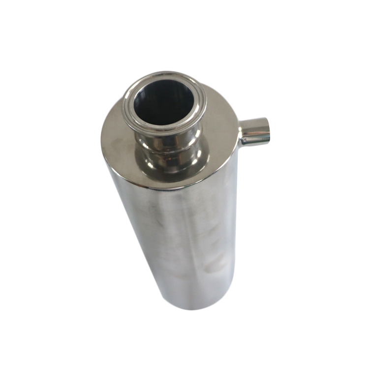 Insulating Jacketed Clamped Fittings