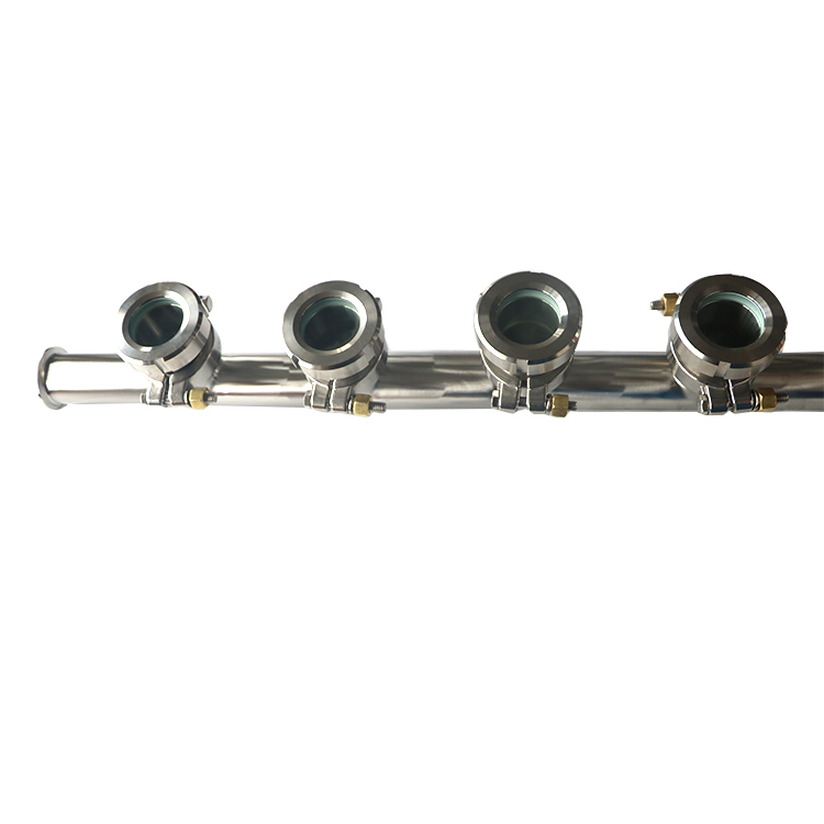Triclamp Stainless Steel Pipe Manifold