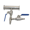 Pre-Built BIFLOW Manifold with ball Valves