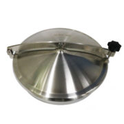 Stainless Steel Round Manhole Cover for Storage Tank Lid