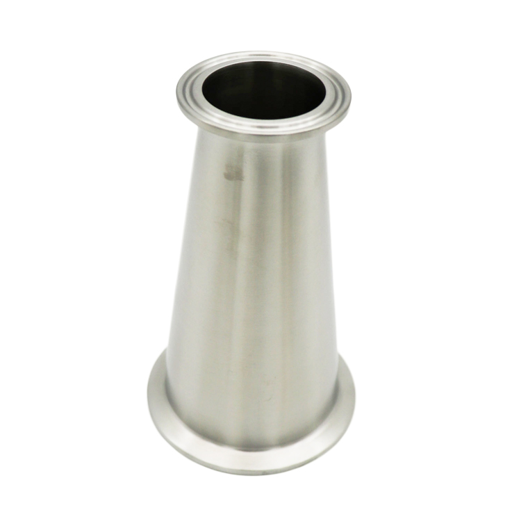 Stainless Steel Tri Clamp Cone Reducer Conical