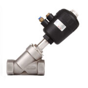 What are the Working Principle and Application Notice of Angel Seat Valve?