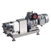 Sanitary Stainless steel High Viscosity Rotary Lobe Pump