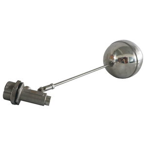 Stainless Steel Floating Ball Valve for Water Tank