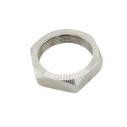 Stainless Steel Hexagon Nut for RJT BS Unions Pipe Connections
