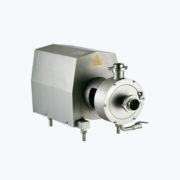 Sanitary Emulsion Pump High Speed Single Phase Shearing Emulsion Pump