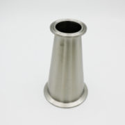Sanitary Stainless Steel Concentric Reducer with Tri-clamp end TC