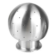 Stainless Steel Fixed Spray Ball 360 Degree for Beer Tank Cleaning with Tri Clamp End