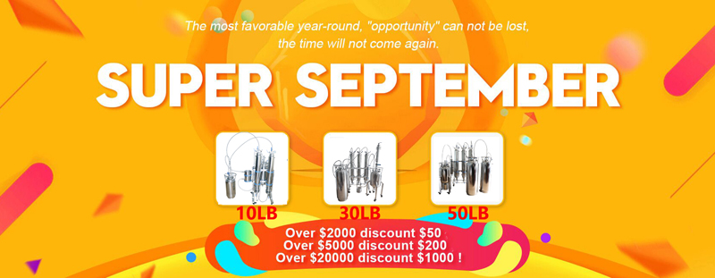 Sales Promotion for Super September